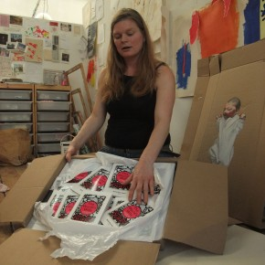 The World's Wife books arrive for World Book Night
