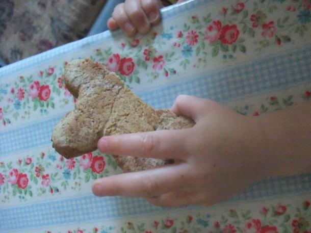 Bread Hands
