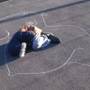 Playground drawings